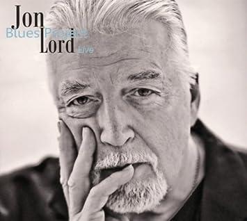 Jon Lord Blues Project Live CD 2011 UK Import