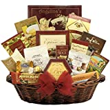 GreatArrivals Gift Baskets Holiday Finer Things Gourmet Holiday Christmas Gift Basket, 4.08 Kg