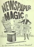 img - for NEWSPAPER MAGIC book / textbook / text book