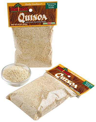 UPC 045255138559, Melissa's Vegetarian Mix of Basmati Rice, Couscous, and Quinoa, Assorted Size Bags (Pack of 12)