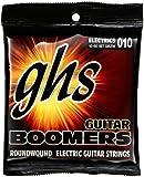 GHS Strings GBZW Boomers, Nickel-Plated Electric Guitar Strings, Heavyweight (.010-.060)