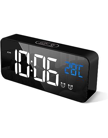 Amazon.es: Despertadores - Relojes y despertadores: Hogar y cocina