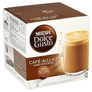 Nestle - Capsula Cafe Con Leche Nescafe Dolce Gusto 16Pz