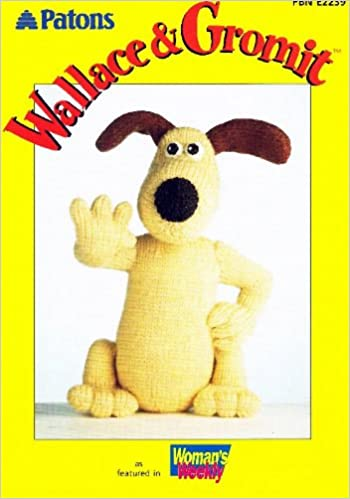 Patons Wallace Gromit Knitting Pattern For Gromit Amazon Books