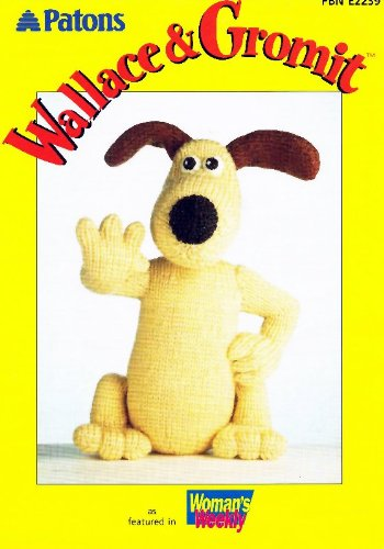 Patons Wallace & Gromit: Knitting Pattern for Gromit -