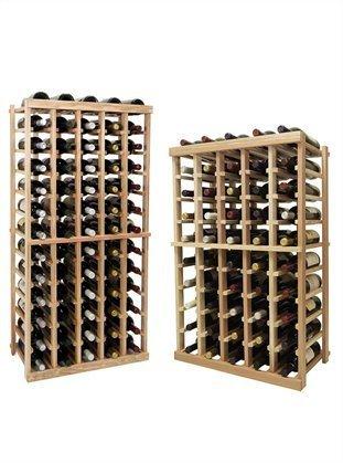 Wine Cellar Innovations Vintner Series Wine Rack - Individual Bottle Wine Rack - 5 Columns