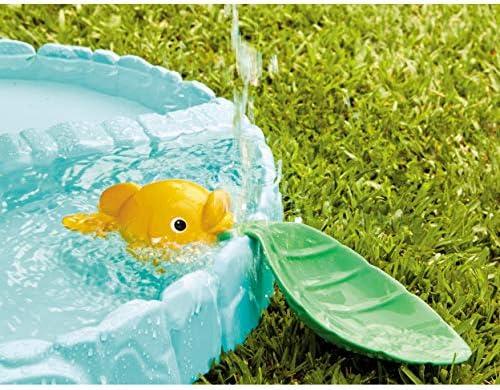 Little Tikes Magic Flower Watertafel- Speelset voor Kinderen - Veilig & Draagbaar - Stimuleert Creatief Spelen