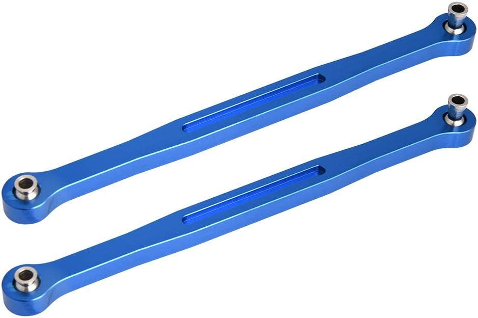 Biellette de Direction servo Avant arri/ère pour Traxxas X-MAXX 1//5 RC Voiture Dark Blue