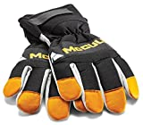 McCulloch 00057-76.165.09 PRO009 Gloves with Cutting Protection Size 10 by McCulloch