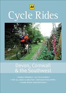 Devon And Cornwall Aa 40 Pub Walks Cycle Rides S Amazoncouk