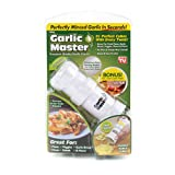 New! As Seen On TV Garlic Master - Perfectly Minced Garlic In Seconds