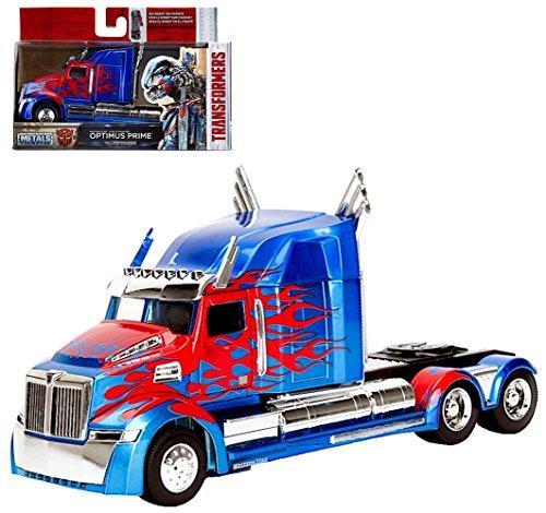 Optimus Prime Truck - 4