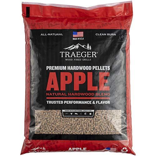 20 LB Apple Wood Pellets by Traeger