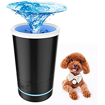 Amazon Com Paw Plunger For Dogs Portable Paw Cleaner