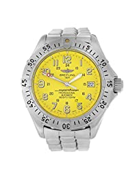 Breitling Superocean swiss-automatic mens Watch A17045 5000 (Certified Pre-owned)