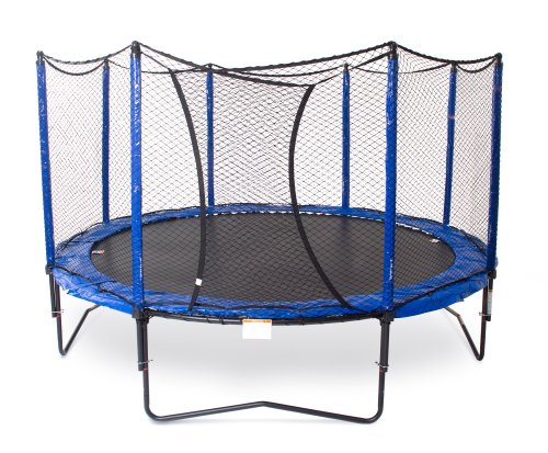 JumpSport 12 StagedBounce Trampoline System product image