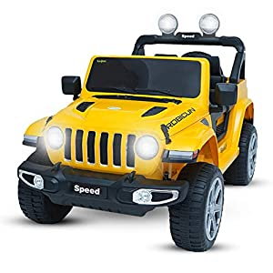 Baybee Robicun Baby Ride-On Jeep...