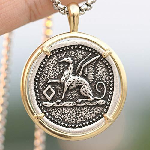 (Greyhound Necklaces   Vintage Pet Dog Pendantd   Memorial Whippet Charm Sighthound Greyhound Jewelry )