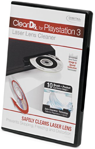 Digital Innovations 4190400 Clean Dr. Laser Lens Cleaner for (3 Brush Laser Lens)