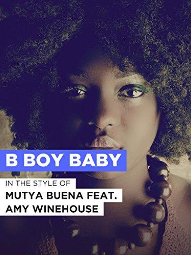 B Boy Baby