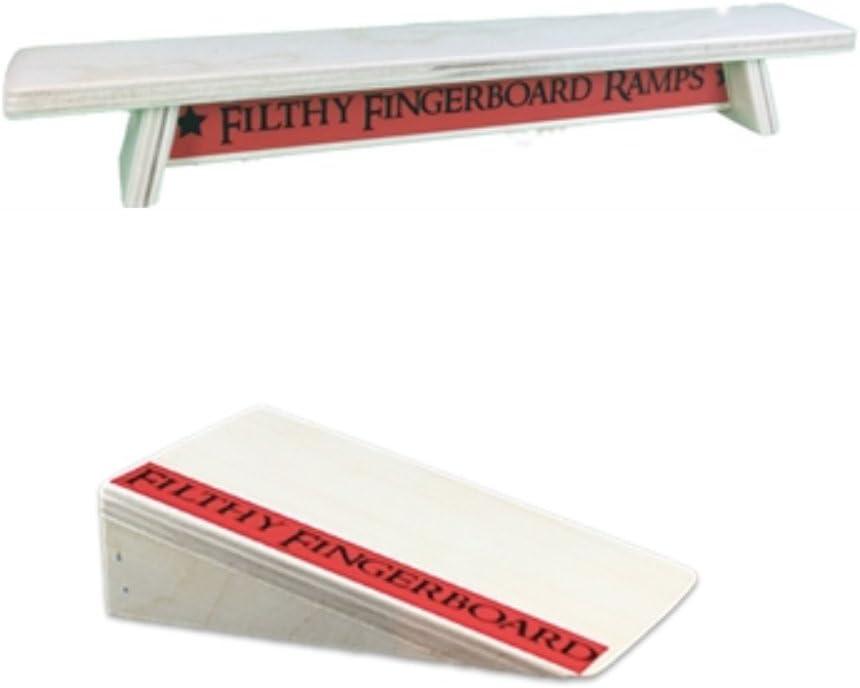 Filthy Fingerboard Ramps Pocket Kicker for fingerboards and tech decks