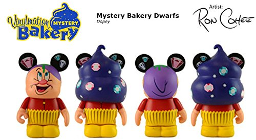 Disney Vinylmation 3 Mystery Bakery Dwarfs - Dopey from Snow White and the Seven Dwarfs