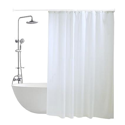 Tenda da Doccia - 120 x 200 cm Vasca da bagno tenda per bagno PEVA ...