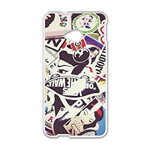 creative photos personalized high quality cell phone case for HTC M7