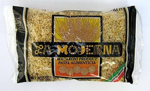 La Moderna Alphabet Pasta Macaroni (Pack of 3)