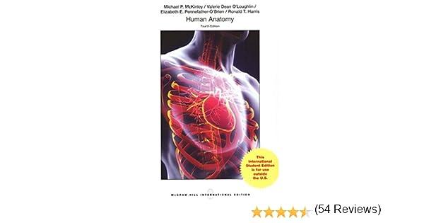 Human Anatomy Michael Mckinley 4th Edition Periodic Diagrams Science