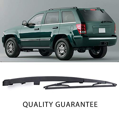 05139836AB Rear Windshield Wiper Arm Blade Kit for Jeep Grand Cherokee 2005-2010 Replaec OE