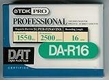 TDK Pro Professional Studio Master Digital Audio Cassette DAT DA-R16