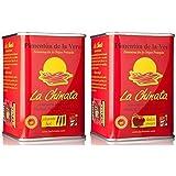 Paprikapulver Geräuchert La Chinata - 1 Süß 160g & 1 Scharf 160g