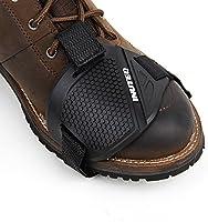 CoWalkers Accesorios de Cambio de Marchas para Zapatos Protector de Botas de Motos, Cojín de Cambio de Motocicleta Tapa...