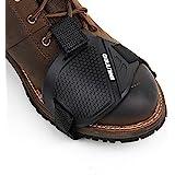 CoWalkers Accesorios de Cambio de Marchas para Zapatos Protector de Botas de Motos, Cojín de Cambio de Motocicleta Tapa…