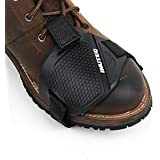 CoWalkers Accesorios de Cambio de Marchas para Zapatos Protector de Botas de Motos, Cojín de Cambio de Motocicleta Tapa de Arranque de Calzado Equipo de protección