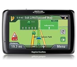 Magellan RoadMate 5120-LMTX 5-Inch Touch Screen GPS Navigator