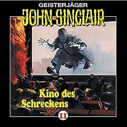 Kino des Schreckens (John Sinclair 11)