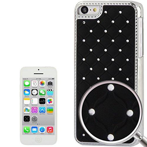 "Original THESMARTGUARD iPhone 5C Case im ""Diamond-Style"" - schwarz"