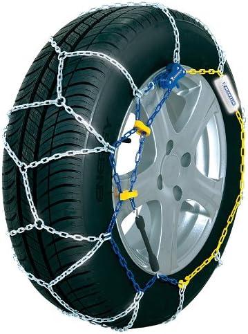 Michelin 007664 Extreme-Grip Cadenas para la Nieve 2 piezas