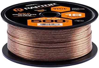 Raptor RSW18-500 VICE SERIES Speaker Wire