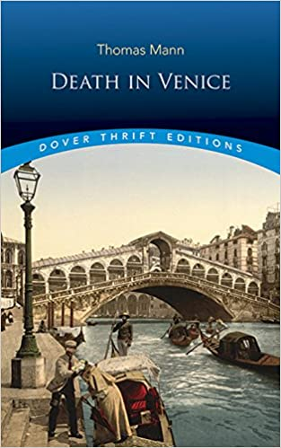 Amazon Death In Venice Dover Thrift Editions 0800759287147
