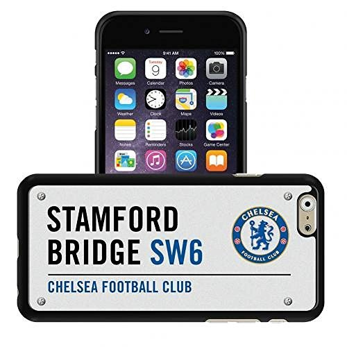 Chelsea FC Official Football Gift iPhone 6 Hard Case 3D - A Great Christmas / Birthday Gift Idea For Men And Boys by Official Chelsea FC Gifts by Official Chelsea FC Gifts