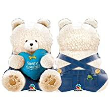24 Inch Beary Special Boy Bear Supershape Balloons