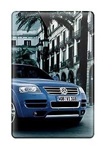 New Style 2004 Volkswagen Touareg W12 Sport Durable Ipad Mini 3 Tpu Flexible Soft Case