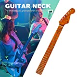 Besokuse Maple Electric Guitar Neck - 21 Frets