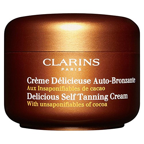 Clarins Delicious Self Tanning Cream - Pack of 6