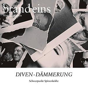 brand eins audio: Spitzenkräfte Hörbuch