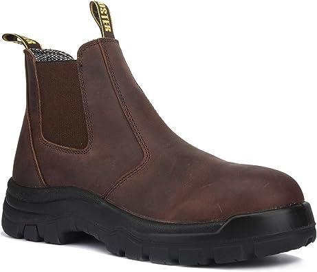 ROCKROOSTER Men's Chelsea Boots