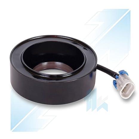 climática Compresor acoplamiento magnético Bobina Compatible con Opel Corsa B, TIGRA A, COMBO 1